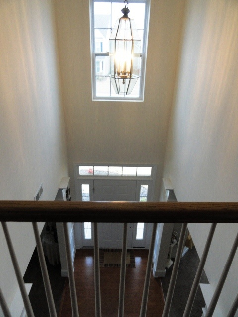 Two Story Foyer Windows : Story foyer with windows for the home pinterest