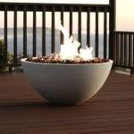 Lumacast - Concrete Fire Bowls
