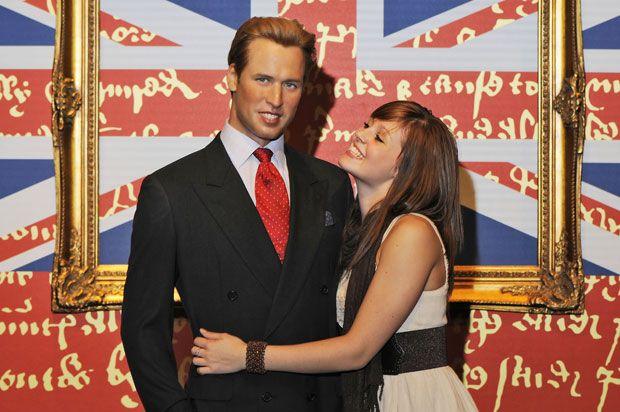 Prince William at Mada...