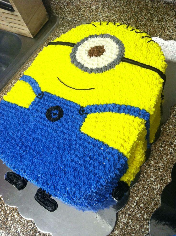 minion cake pan