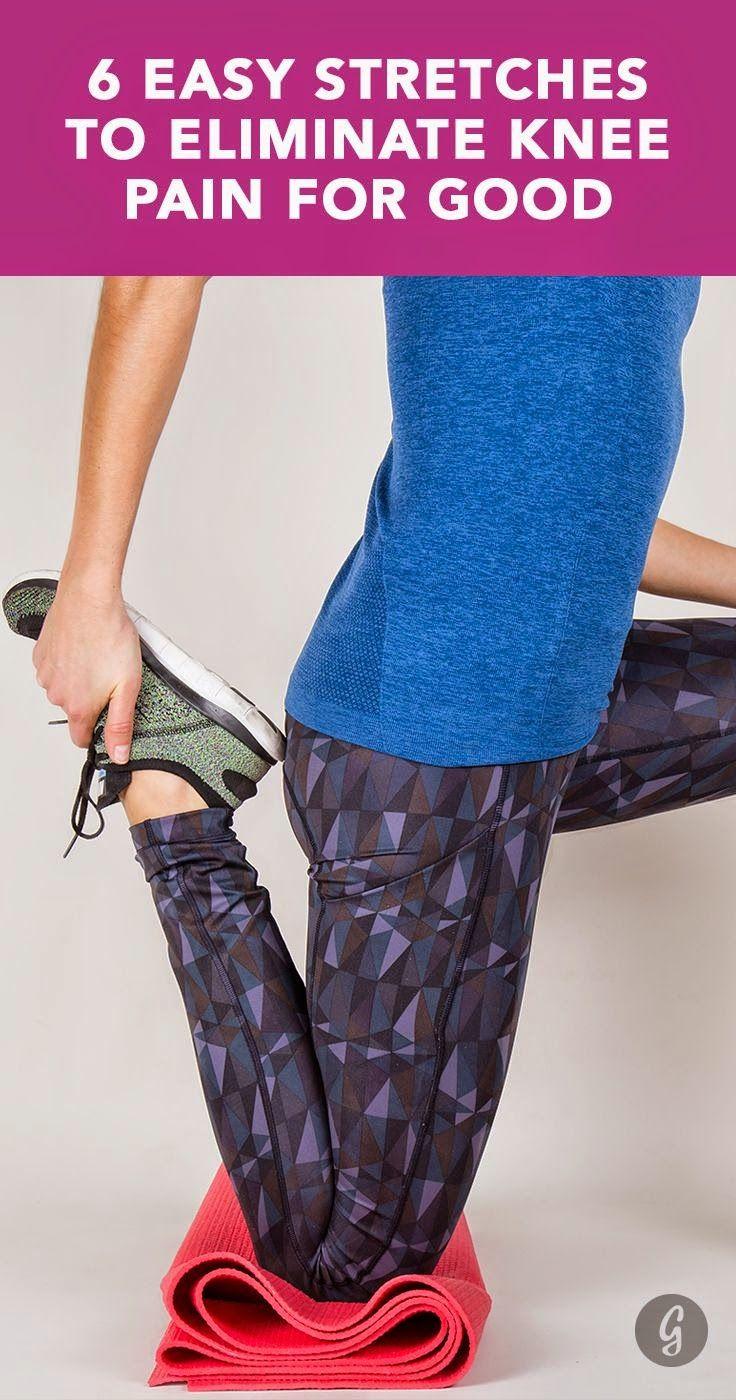 3 Knee-Strengthening Moves