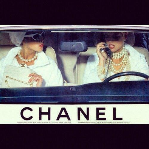 Chanel Ad
