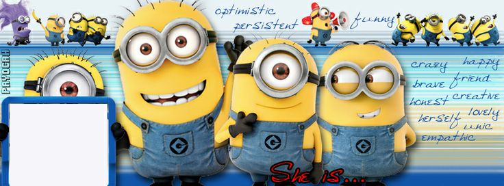 Facebook Cover With Funny Minions ~ Inspiring Quotes and ...