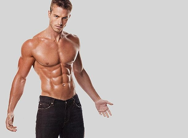 Nick auger from muscle you at your best pinterest for Fitness gym hombres