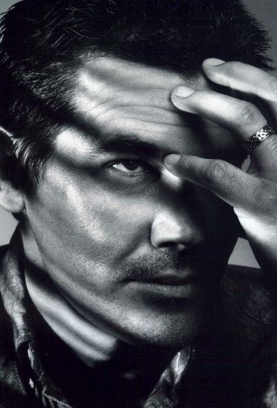 Josh Brolin by Mark Abrahams