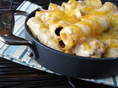 CHEESY BAKED MEXI-RIGATONI | Best Nomnoms | Pinterest