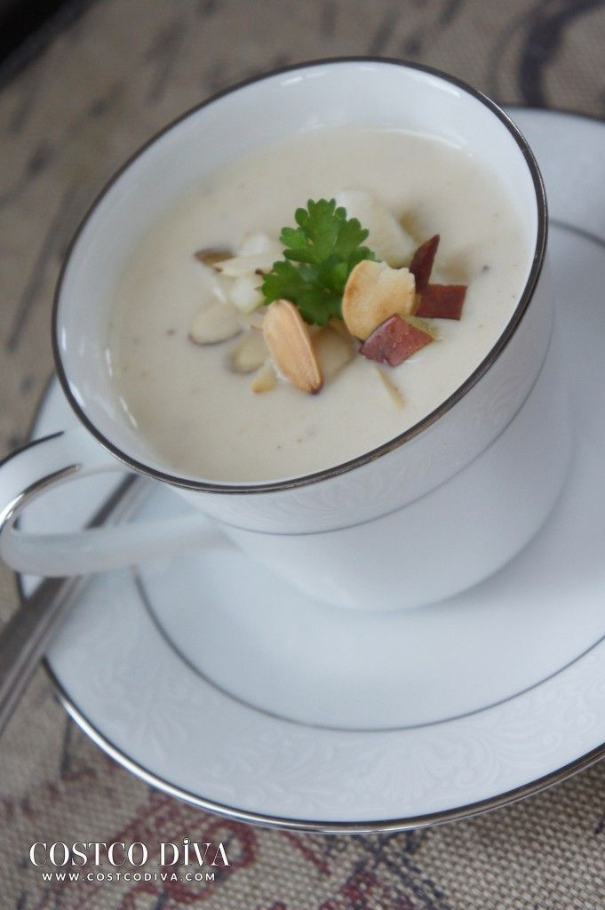 Something different: Celery and Pear Soup | Recipe