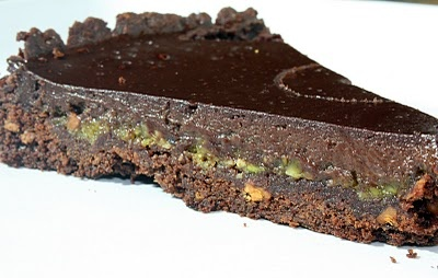 Chocolate-Pistachio Tart | FOOD TO DIE FOR AND RECIPES TOO! | Pintere ...