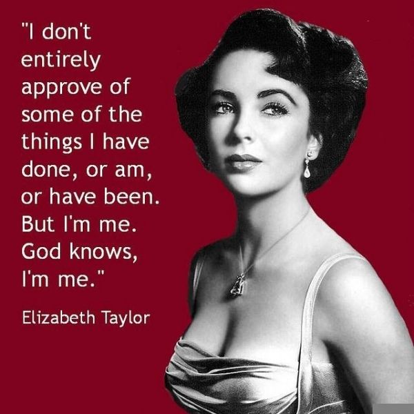 7 Compelling Quotes by Elizabeth Taylor ...