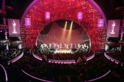 David Rockwell's stage design for 2009 Academy Awards
