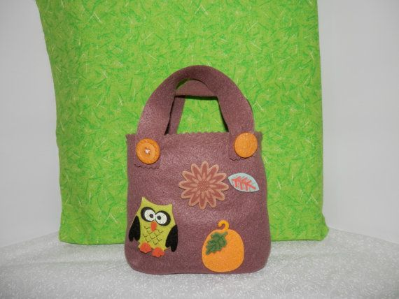 Felt christmas bags gift decorations tote small handmade bags candy b