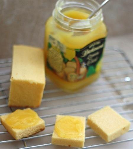 Easy Lemon Petit Fours | Cooking Favorites | Pinterest