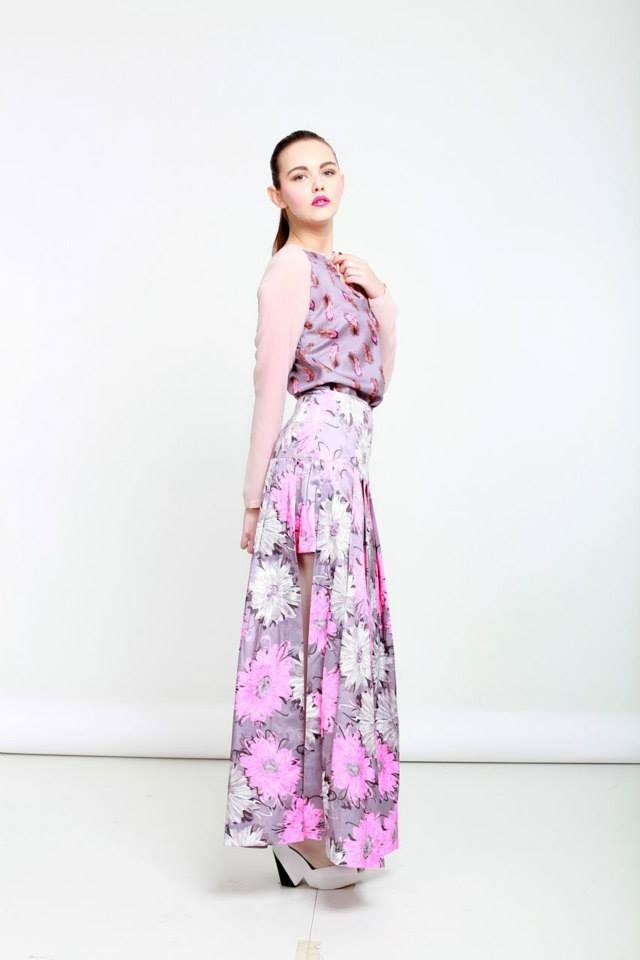 La Femme MiMi SS2014 / Czech fashion