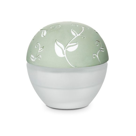 """Natural Rituals™ Aroma Porcelain Diffuser use with Aromatherapy Scented Oils. Makes a great """"Spa"""" Gift for the Bride.  Only $20.00"""