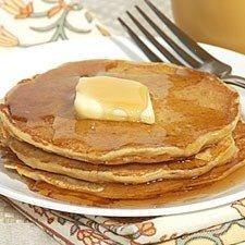 Homemade Whole-Grain Pancake Mix   Recipe