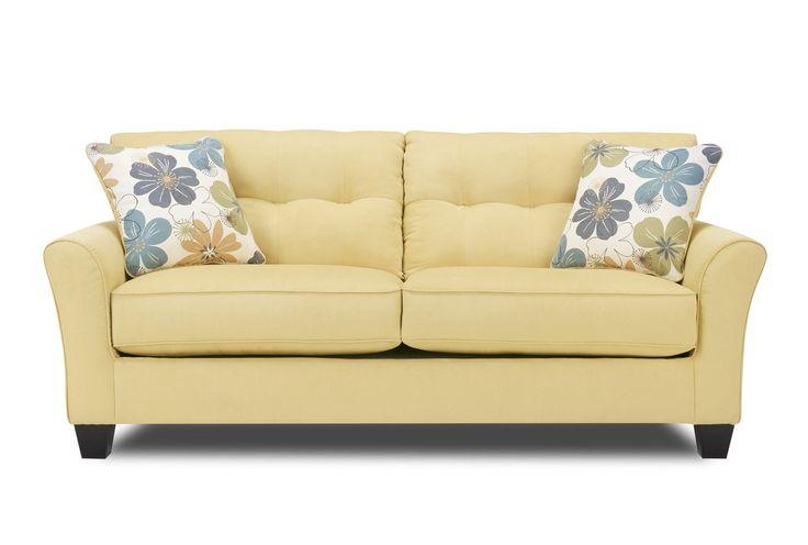 Kylee Gold Sofa