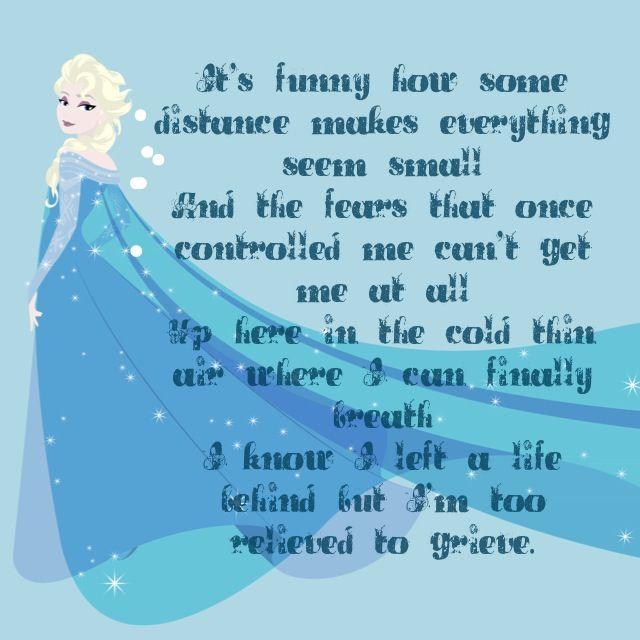 Quotes From Frozen Frozen Quotes Elsa. Qu...