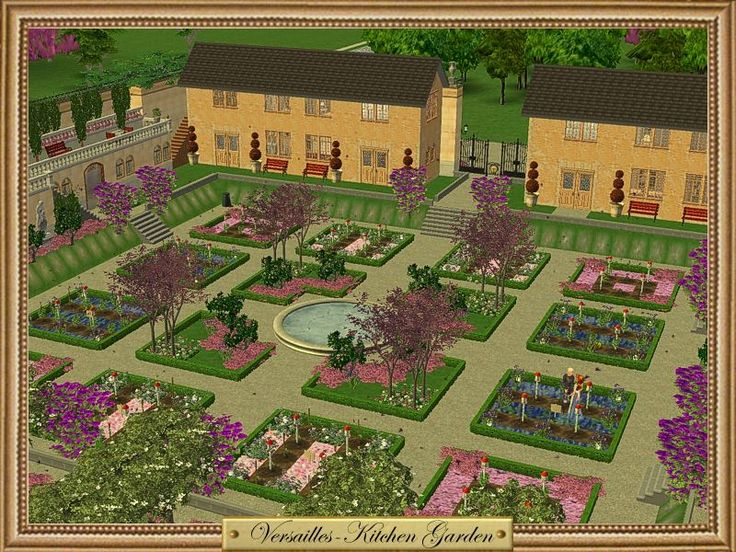 This is what I really want - but its for Sims! Created by Tatiana.