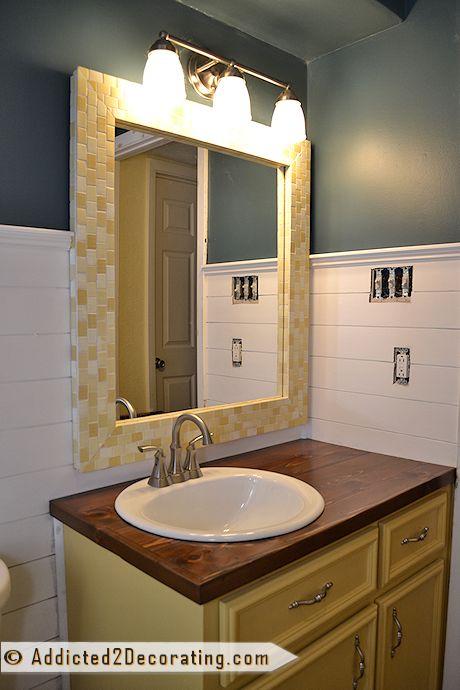 Beautiful Bathroom Vanity Mirrors  Bathroom Designs Ideas