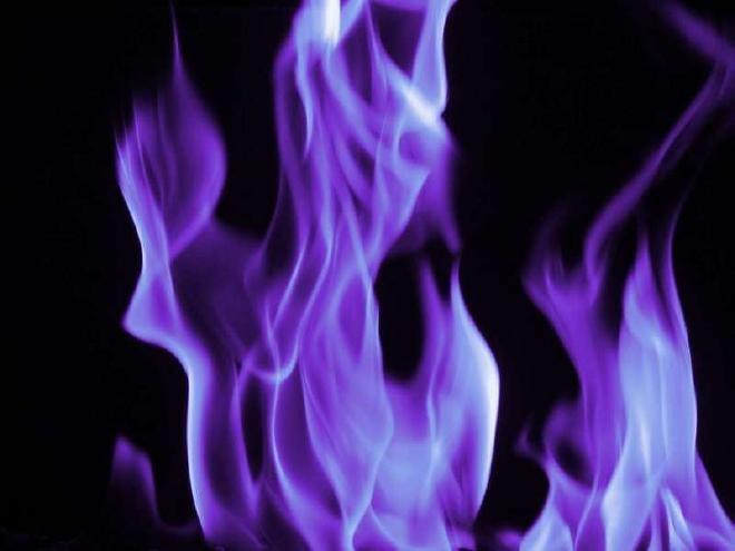 purple flames purple the color of my soul pinterest