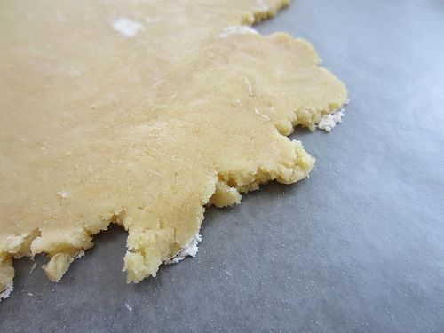 My favorite Pie Crust! You would never know it's Gluten-Free!