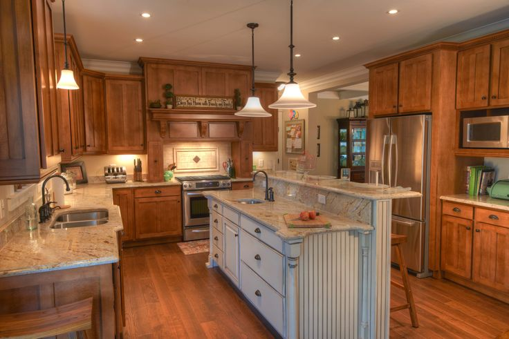 Enough Storage For Anything You Could Imagine Kitchen Cabinetry