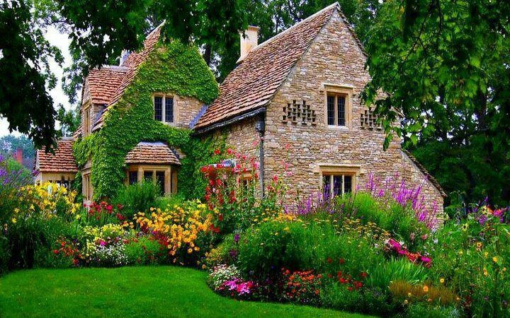 Beautiful Yard Gardens Pinterest