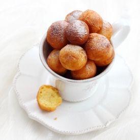 Ricotta donuts (in Bulgarian) | Sweet Things | Pinterest