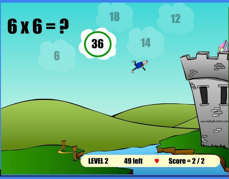 online multiplication practice for kids