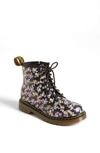 Loved my dr martens boots and i love these little girl floral ones