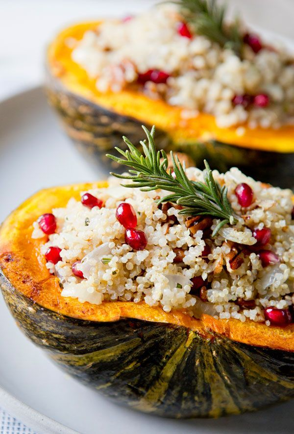 "Stuffed squash. | All about ""Food"" 