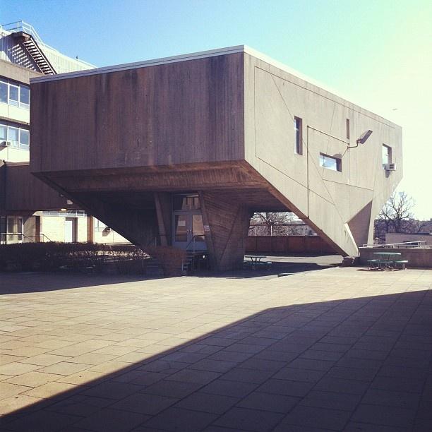 Marcel breuer modern architecture pinterest - Marcel breuer architecture ...
