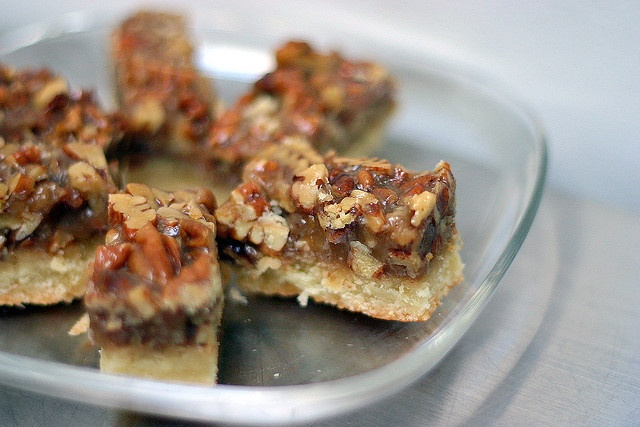 pecan squares | smitten kitchen | Food and Drinks | Pinterest