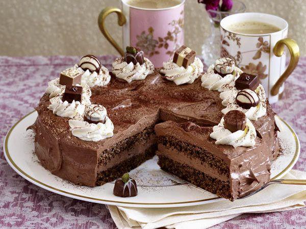 Torten Träume  Süßes - sweets  Pinterest