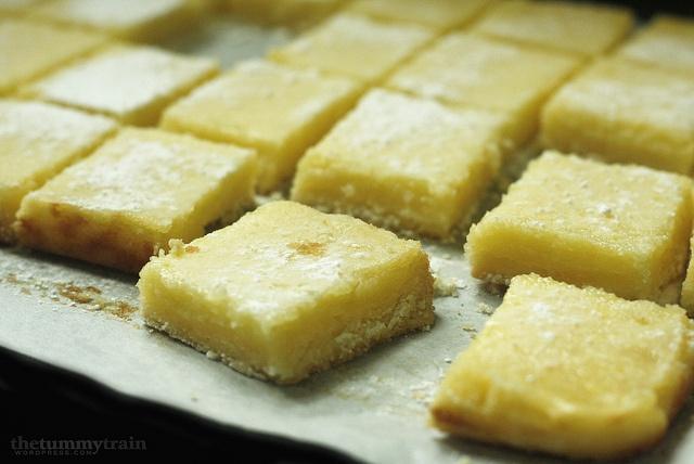 Lemon Bars | Brownies & Bars | Pinterest