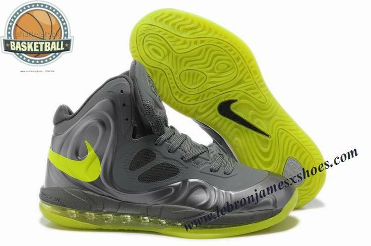 Nike Air Max Hyperposite Silver Yellow