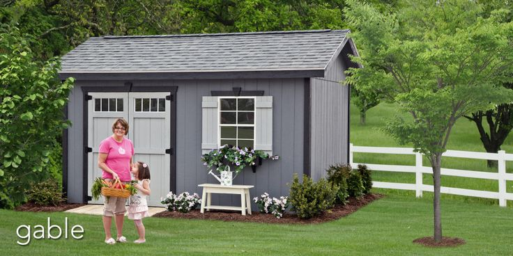 The Gable Style Shed Is Our Best Selling Shed Offering The Most Space