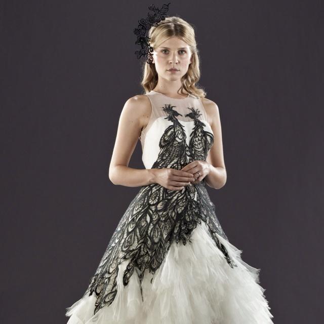 Pin by tiff setzler on geek nerdy stuff pinterest for Fleur delacour wedding dress