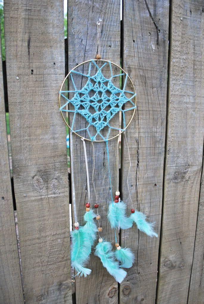 Crocheting Dream Catchers : Crochet Dream Catcher CROCHET: Odds n Sods Pinterest