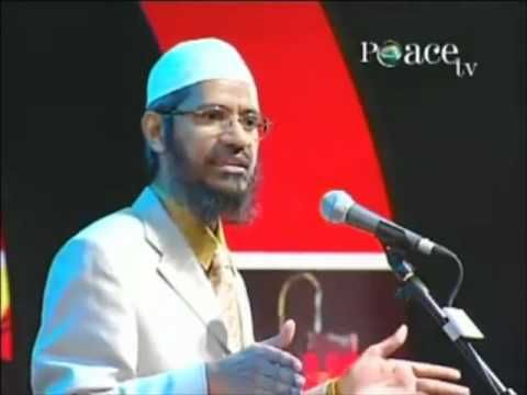 zakir naik about valentine day
