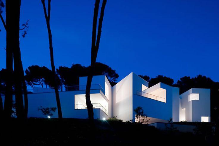 Casa en Mallorca, Álvaro Siza