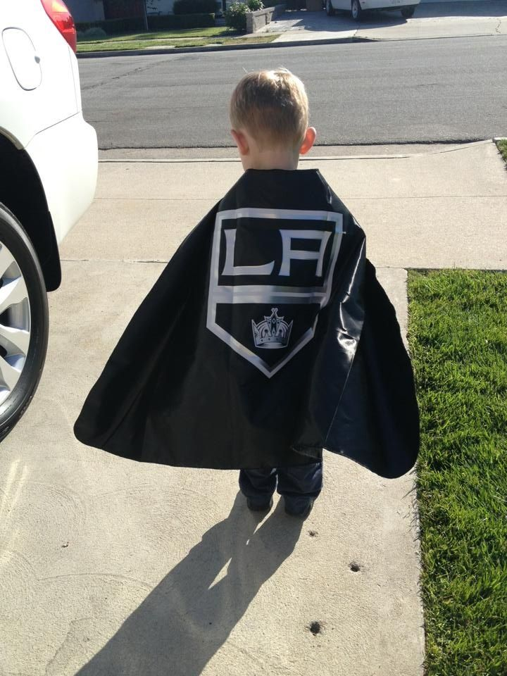 #IsItOctoberYet #LAKings Super Fan!