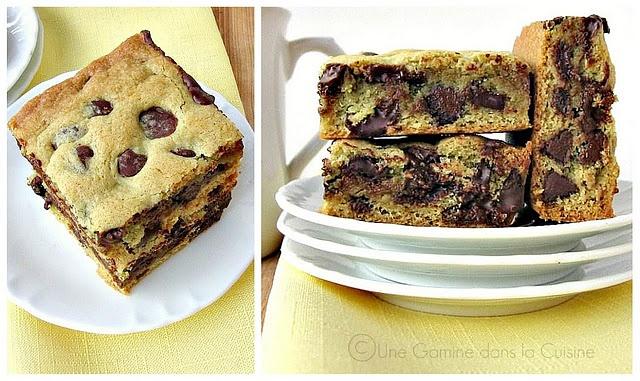 chocolate chip pistachio pudding bars. | Favorite Recipes | Pinterest