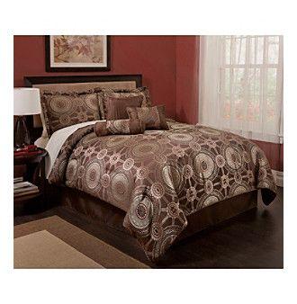 Pin by eva wagner johnson on dream home ideas pinterest for Baltic linen maison 8 pc comforter set