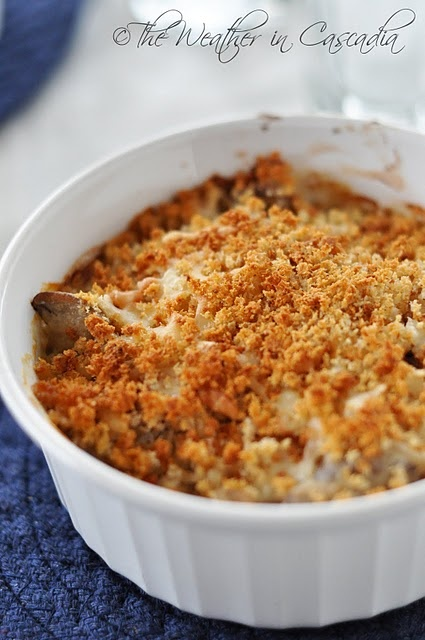 root vegetable gratin | vegetables | Pinterest