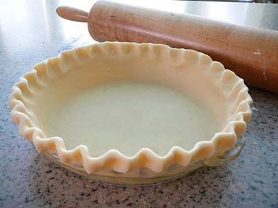 SHORTBREAD PIE CRUST ::: 3 cups butter, softened 3/4 cup light brown ...