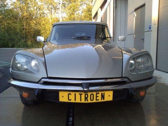 1972 Citroen D Special