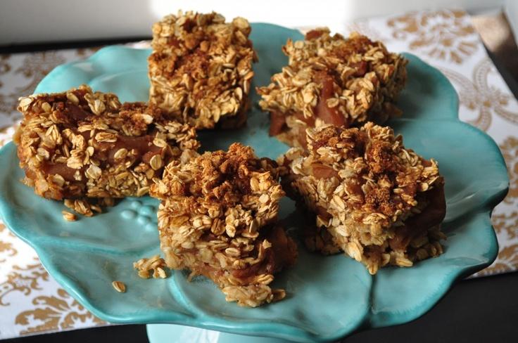 Apple Cinnamon Baked Oatmeal | Recipe
