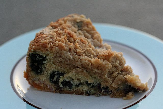 Blueberry Peach Mango Crumb Cake | Recipes to Try | Pinterest