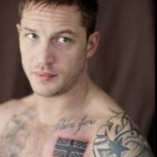 Tom Hardy | Tattoo Lov...